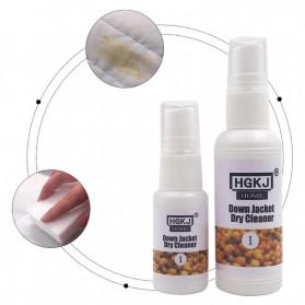 HGKJ Spray Cleaner Kain Jaket Down Jacket Dry Cleaner 50ml - HGKJ-1 - White - 6