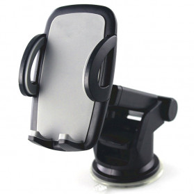INIU Car Holder Smartphone Suction Cup - IN01 - Black
