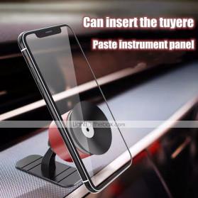 INIU Car Holder Smartphone Vaccum Holder Air Vent 2 in 1 - IN03 - Black - 3