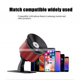 INIU Car Holder Smartphone Vaccum Holder Air Vent 2 in 1 - IN03 - Black - 5