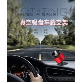 INIU Car Holder Smartphone Vaccum Holder Air Vent 2 in 1 - IN03 - Black - 7