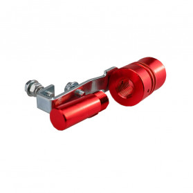 Banwinoto Penyiul Turbo Palsu Knalpot Mobil Whistler Exhaust Muffler Size S 17.3mm - TUR007 - Blue - 6