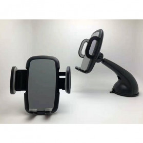 INIU Car Holder Smartphone Suction Cup - IN02 - Black