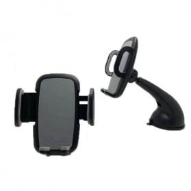 INIU Car Holder Smartphone Suction Cup - IN02 - Black - 2