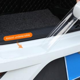 SEAMETAL Stiker Pelindung Mobil Car Scratchproof Protector Tape 50MM x 3M - C39906 - Transparent - 4