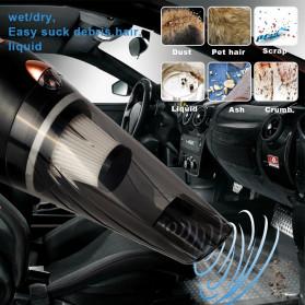 Autocatrbeaty Handheld Vacuum Cleaner Penyedot Debu Mobil 3500Pa 12V 90W -F0023 - Black - 2