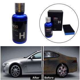 DPRO Six Core Premium Protective Paint Coating Hydrophobic Liquid Car Polish 30ml - 0621 - Black - 1