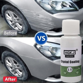 HGKJ Cairan Protective Crystal Coating Liquid Car Polish 50ml - HGKJ-15 - 2