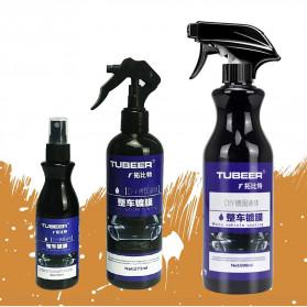 TUBEER Spray Nano Coating Hydrophobic Car Paint Wax Protection 500ml - DF-99 - Black - 8