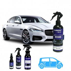TUBEER Spray Nano Coating Hydrophobic Car Paint Wax Protection 300ml - DF-99 - Black