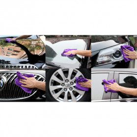 TUBEER Spray Nano Coating Hydrophobic Car Paint Wax Protection 300ml - DF-99 - Black - 5