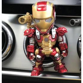 YOSOLO Parfum Mobil Desain Action Figure Ironman - BDA-002 - Red