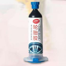 Litao Lem Tambal Ban Mobil Car Tire Glue Repair Adhesive Filling 30g - Lit30 - 2