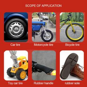 Litao Lem Tambal Ban Mobil Car Tire Glue Repair Adhesive Filling 30g - Lit30 - 3