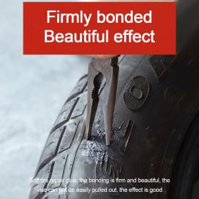 Litao Lem Tambal Ban Mobil Car Tire Glue Repair Adhesive Filling 30g - Lit30 - 4