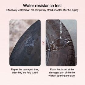 Litao Lem Tambal Ban Mobil Car Tire Glue Repair Adhesive Filling 30g - Lit30 - 6