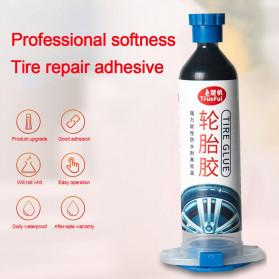 Litao Lem Tambal Ban Mobil Car Tire Glue Repair Adhesive Filling 30g - Lit30 - 7