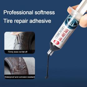 Litao Lem Tambal Ban Mobil Car Tire Glue Repair Adhesive Filling 30g - Lit30 - 9
