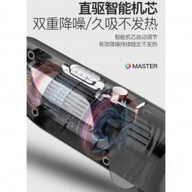 OTOHEROES Handheld Vacuum Cleaner Penyedot Debu Mobil 120W 12V - F0025 - Black - 2