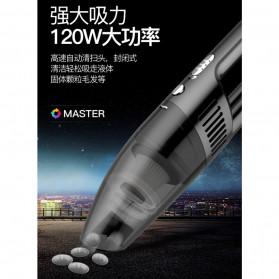 OTOHEROES Handheld Vacuum Cleaner Penyedot Debu Mobil 120W 12V - F0025 - Black - 7