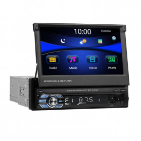 VODOOL Tape Audio Mobil MP5 Media Player Monitor LCD 7 Inch FM Radio Bluetooth 4.0 - SMW9601 - Black