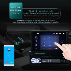 VODOOL Tape Audio Mobil MP5 Media Player Monitor LCD 7 Inch FM Radio Bluetooth 4.0 - SMW9601 - Black - 5