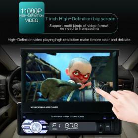 VODOOL Tape Audio Mobil MP5 Media Player Monitor LCD 7 Inch FM Radio Bluetooth 4.0 - SMW9601 - Black - 6