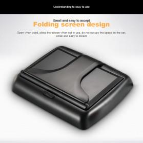 AUTONET Monitor Parkir Mobil Foldable Rear View TFT LCD 4.3 Inch - AU43 - Black - 5
