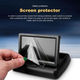 AUTONET Monitor Parkir Mobil Foldable Rear View TFT LCD 4.3 Inch - AU43 - Black - 7