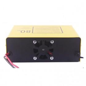 UrbanRoad Charger Aki Mobil Motor Lead Acid 140W 6V/12V 80AH - MF1 - Yellow - 5