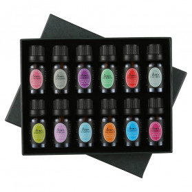 DCEA Minyak Aromatherapy 12 in 1 Essential Fragrance Oil 10ml - RH-12