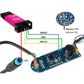 NYGACN Dashboard Electric Scooter Circuit Board for Xiaomi Mijia M365 - BT365 - Black - 5