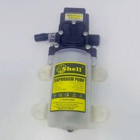 Shell Pompa Air High Pressure Diaphragm Pump Car Washing Water - HZLZ-4451 - Transparent - 2