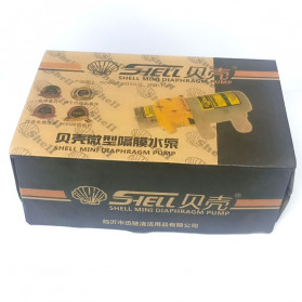 Shell Pompa Air High Pressure Diaphragm Pump Car Washing Water - HZLZ-4451 - Transparent - 6