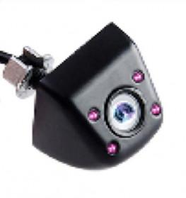 Hippcron Kamera Belakang Mobil Car Rear View Parking Camera with 4 LED Night Vision - CCD103 - Black