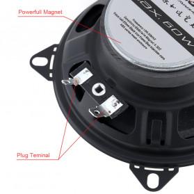 LaBo Speaker Subwoofer Mobil HiFi 4 Inch 60W 2 PCS - LB-PS1401D - Black - 5