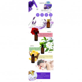 QianQiuMingYue Minyak Aromatherapy Essential Fragrance Oil Botanical 10ml - RH-29 - 2