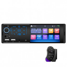 PHYEE Tape Audio Mobil Media Player MP5 Bluetooth Touch Screen 4.1 Inch - Z1