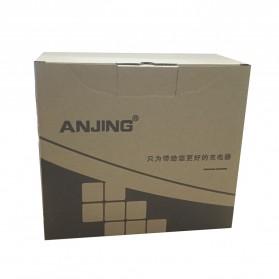ANJING Charger Aki Mobil Motor 130W 12V/24V 200AH + LCD - AJ-618C - Yellow - 7