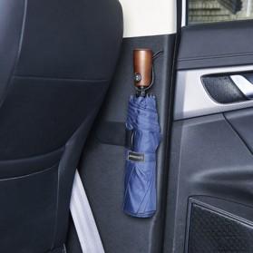 CHIZIYO Gantungan Organizer Barang Payung Umbrella Hook Holder Self-adhesive - A220 - Black