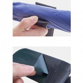 CHIZIYO Gantungan Organizer Barang Payung Umbrella Hook Holder Self-adhesive - A220 - Black - 3