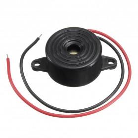 CarHave Alarm Loud Speaker Mobil Electric Buzzer Car Horn Police Sirine - Car324 - Black - 1
