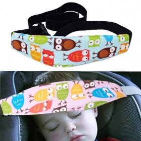 Houseeker Peyangga Kepala Anak Bayi Head Strap Support Car Seat - SY107Z - Mix Color - 3