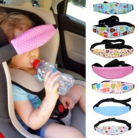 Houseeker Peyangga Kepala Anak Bayi Head Strap Support Car Seat - SY107Z - Mix Color - 5