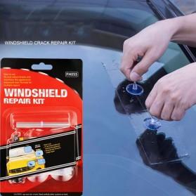EAFC Alat Reparasi Kaca Mobil Retak Windshield Repair Kit - WRK - 2