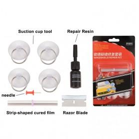 EAFC Alat Reparasi Kaca Mobil Retak Windshield Repair Kit - WRK - 3