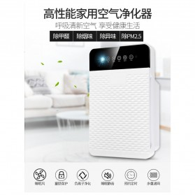 JIAQUAN Pembersih Ion Udara Air Purifier Cleaner PM2.5 - SL-661-2 - White