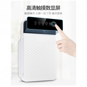 JIAQUAN Pembersih Ion Udara Air Purifier Cleaner PM2.5 - SL-661-2 - White - 7