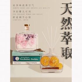 WIACHNN Fireless Parfum Ruangan Aroma Diffuser Reed Rattan Sticks Hilton 100ml - DF-200 - 4
