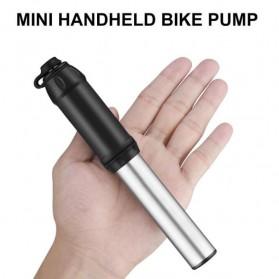 DUUTI Pompa Manual Ban Sepeda Mini Handheld Bike Pump - PP-08 - Black - 2